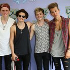 The Vamps Isle Of Wight Festival 2014