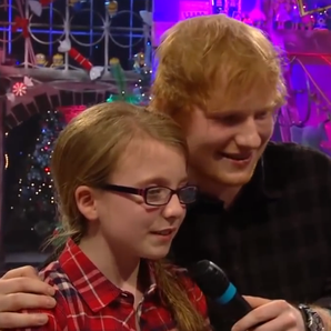 Ed Sheeran Late Late Toy Show