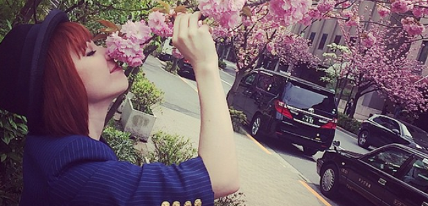 Carly Rae Jepsen April 2015 Instagram