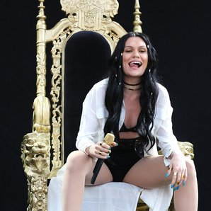 Jessie J at New Look Wireless Festival 2015