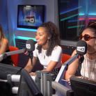 Little Mix Web Chat Big Top 40