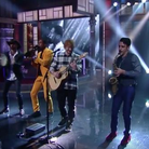 Ed Sheeran Late Show