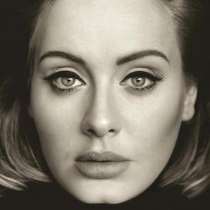 Adele New Album Artwork