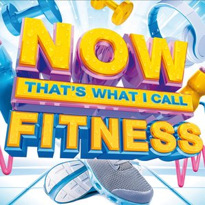 NOW That's What I Call Fitness CD