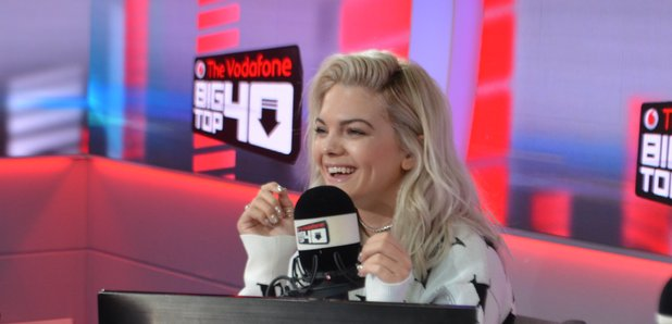Louisa Johnson Vodafone Big Top 40