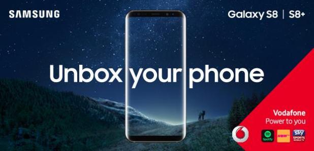 Samsung S8 Unlock Your Phone